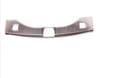 PROTECTOR de parachoques trasero de acero inoxidable accesorios para 2013 2014 OPEL voxhall MOKKA para BUICK ENCORE