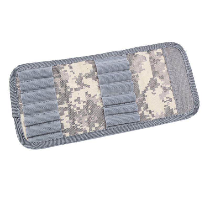 Soporte acolchado para cartuchos De Rifle, billetera para cartuchos De escopeta, accesorio...