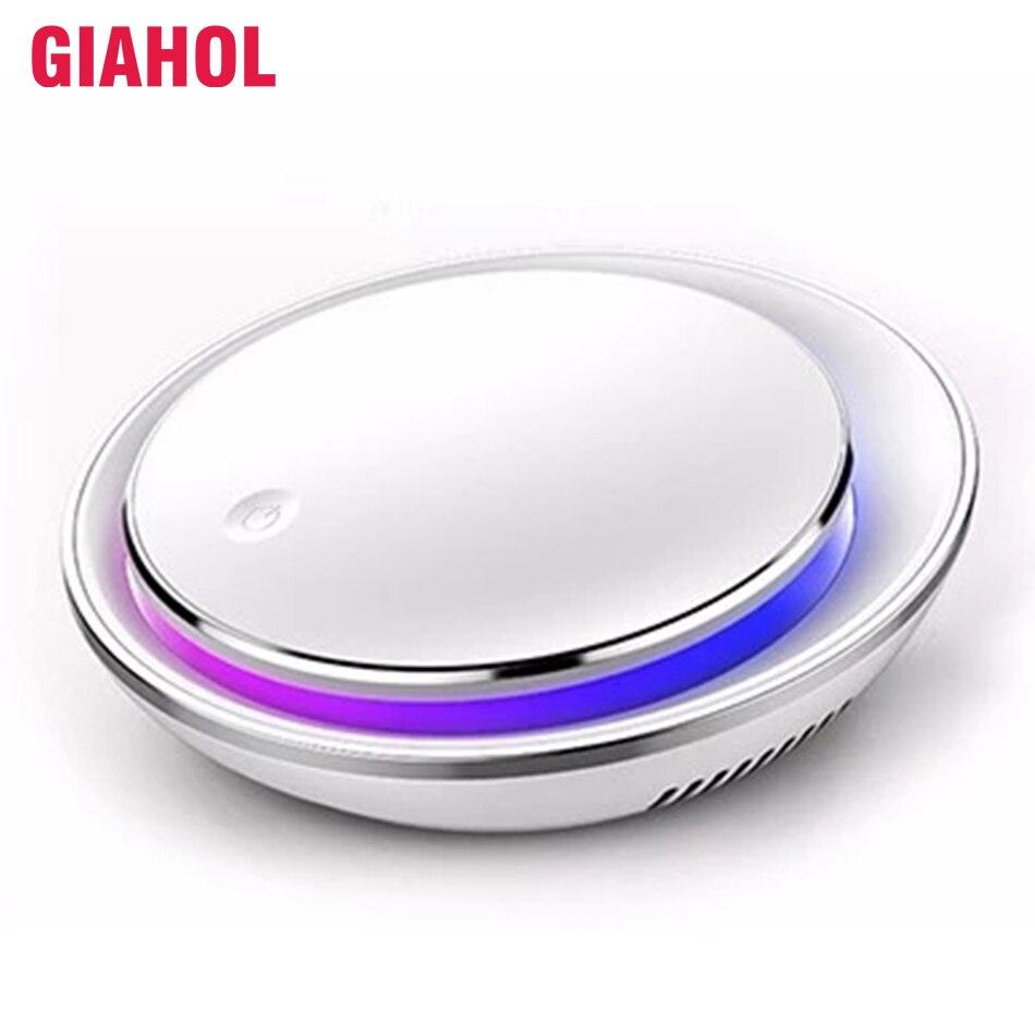Purificador de aire inteligente portátil para coche, purificador de aire, filtro HEPA, difusor de Aroma, ambientador, limpiador, lo mejor para el coche y el hogar
