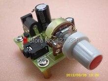 Freies Verschiffen!!! 10 stücke LM386 mini verstärker bord signal verstärkung modul 3 ~ 12V DIY KIT