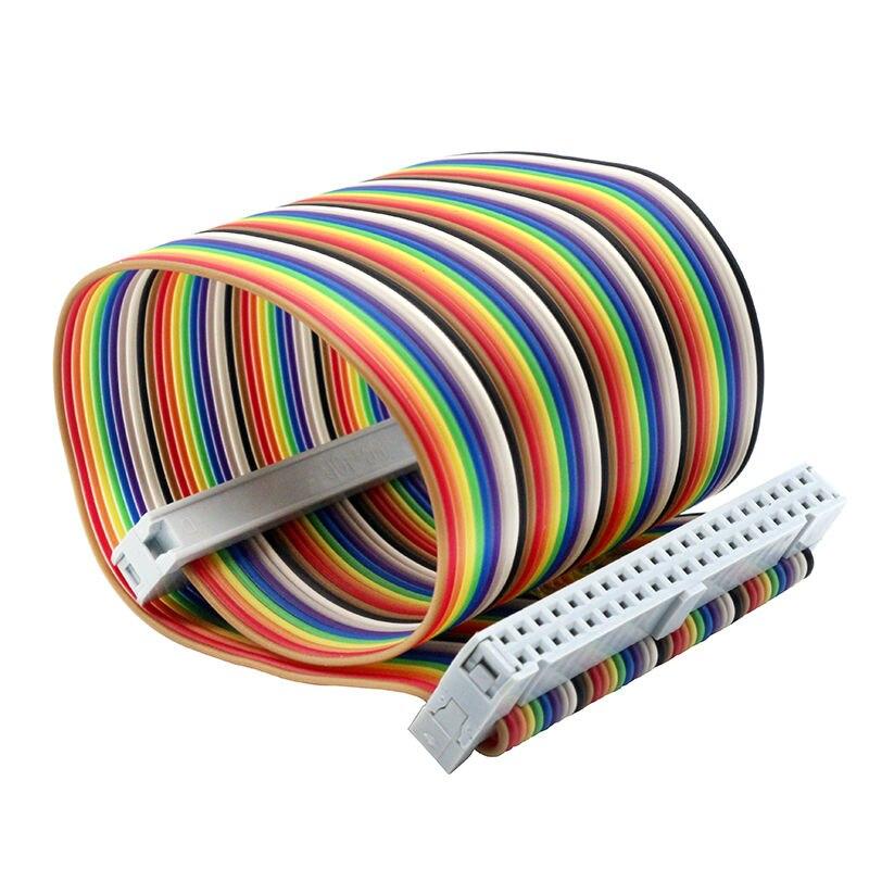 Glyduino Pi Zapatero Plus Kit Cable de conexión GPIO 40Pin Cable para Raspberry Pi Modelo B y Raspberry Pi Modelo B, modelo B + 20CM