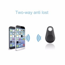 1Pcs Smart Bluetooth 4.0 Tracer Locator Tag Alarm Portemonnee Sleutel Kid Tracker Hot Wereldwijd Promotie