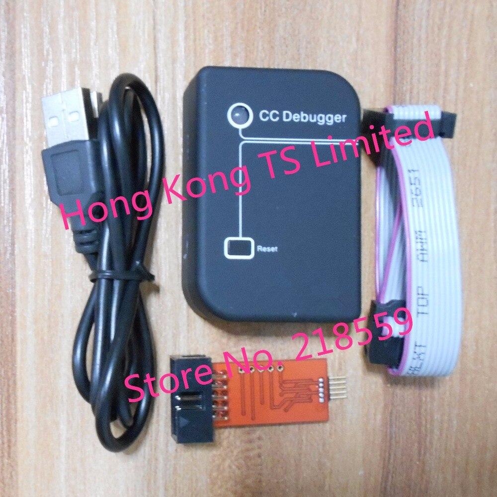 Development CC Debugger simulation programming tool CC2530 2540 41 51822 beacon burning