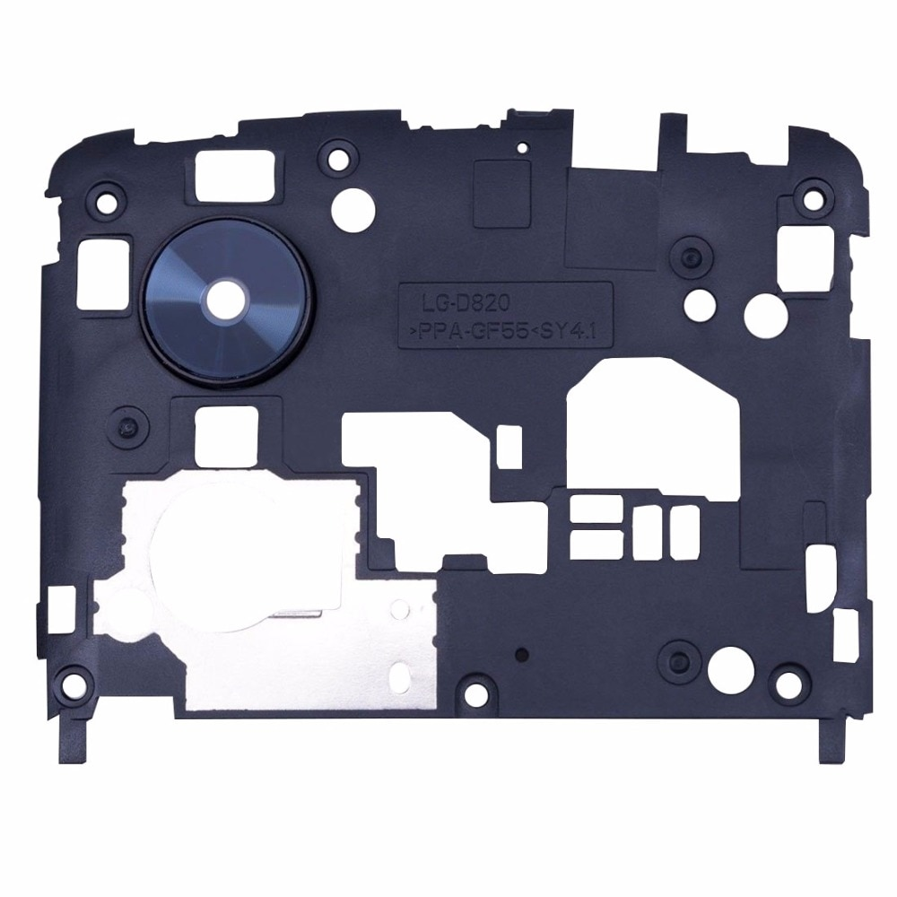 Back Plate Housing Camera Lens Panel Replacement for Google Nexus 5 / D820 / D821