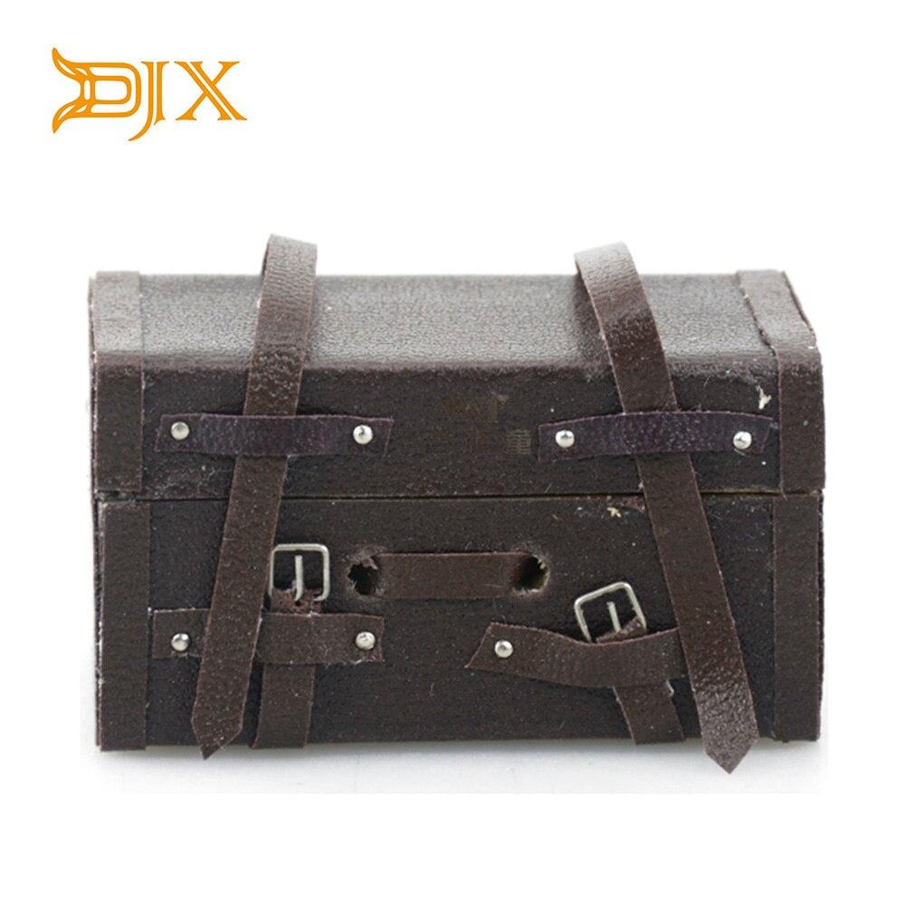 DJX 1PC Mini do przechowywania dekoracja pudełka dla RC 1/10 osiowa SCX10 D90 90046 TRX4