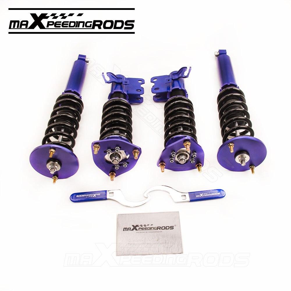 Амортизатор для Nissan S14 Silva 200SX 240SX 94-98 Adj. Амортизаторы подвески пружины амортизаторы Передние Задние