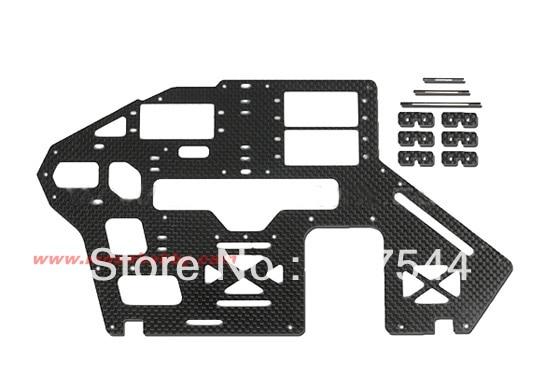Tarot 500 Spare Parts TL50200-02 Main Frame Set Tarot 500 parts free shipping with tracking