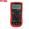 UNI-T UT61E عالية الموثوقية الرقمية المتر متر PC ربط AC DC الجهد الوضع النسبي 22000 التهم بيانات عقد