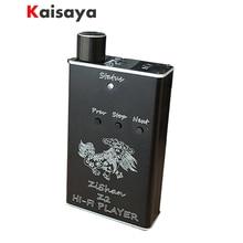 ORIGNAL Zishan Z2 bricolage MP3 HIFI DSD DAC professionnel MP3 HIFI lecteur de musique Support casque AK4490 amplificateur