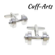 Cufflinks for Men Weight Lifter Sport Cufflinks Mens Cuff Jewelry Mens Gifts Vintage Cufflinks Gemel