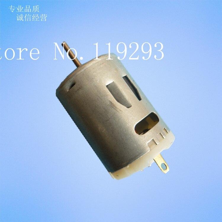 [JOY] [-] RS385S/RS380S DC мотор горячий Фен барабан игрушки, поделки -- 30 шт./лот