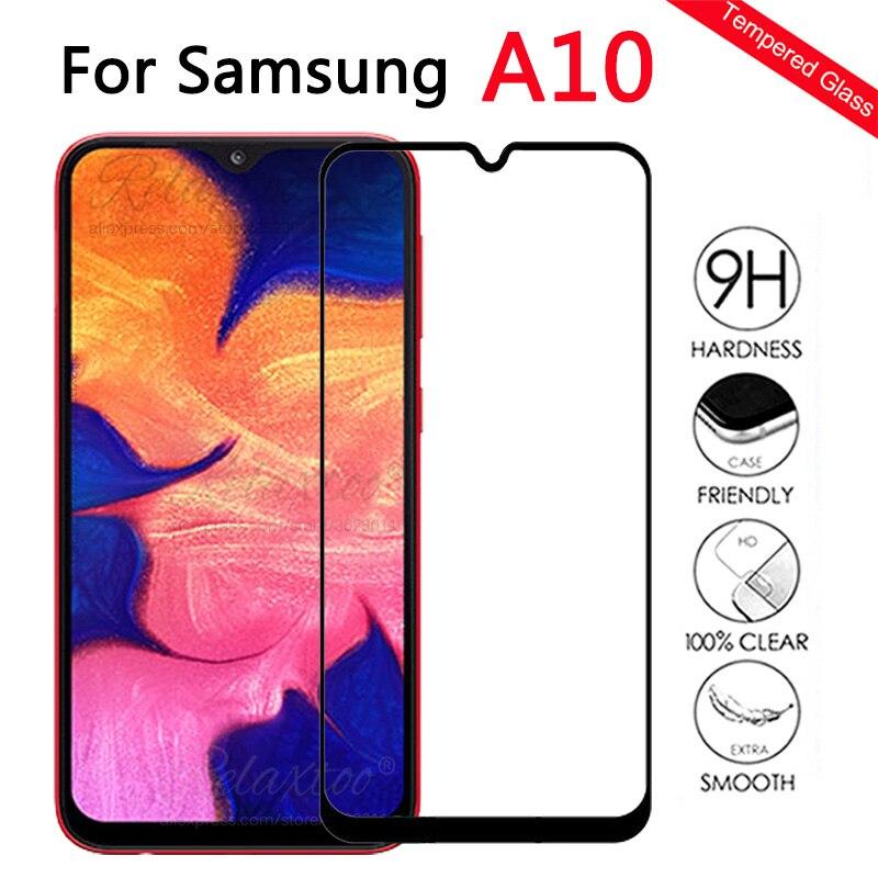 Защитное стекло для samsung A10 Защитная пленка для экрана для samsung Galaxy A10 S A01 закаленное стекло a 10 A105F 9h