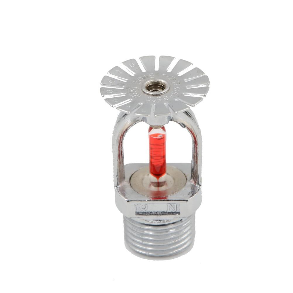 1 Uds. 5,4x3cm 68 grados ZSTX-15 sistema de extinción de incendios colgante, cabezal de rociador de protección, nuevos rociadores colgantes