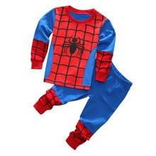 2020 Kids Boy Pijama Menino Infantil Pyjama Garcon Toddler Pajamas For Boys Homewear Pajama Set Kids Clothes Sleepwear