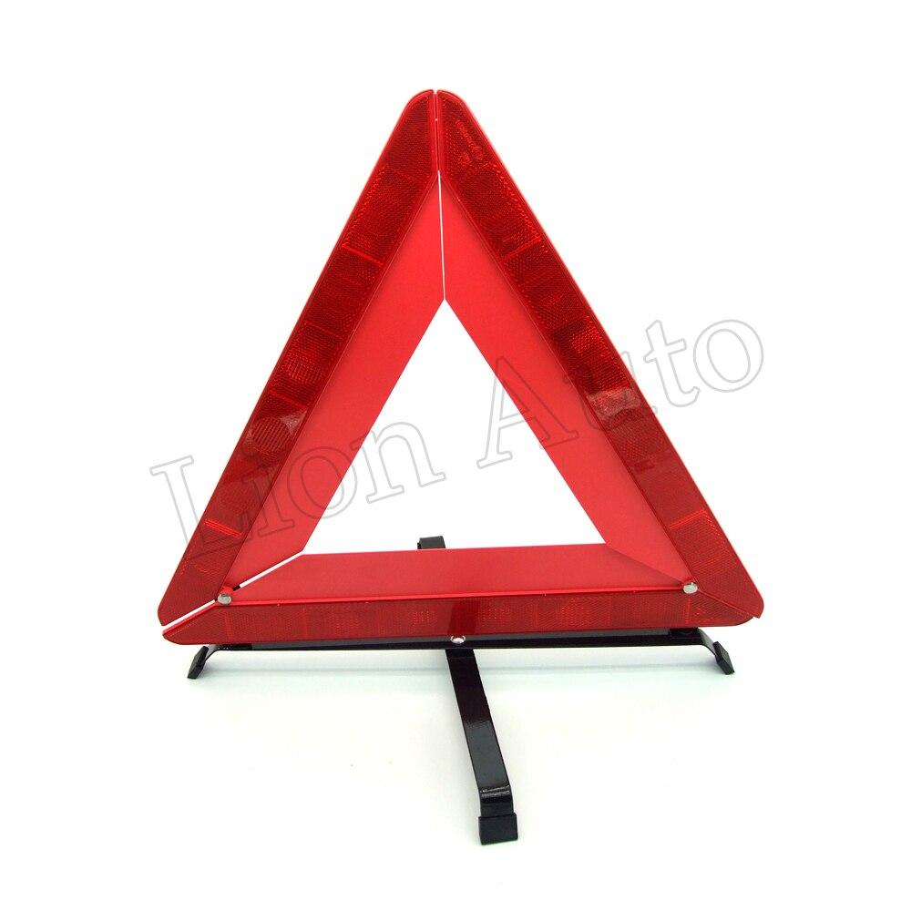 Автомобильные предупреждающие треугольные парковочные Светоотражающие предупреждающие знаки складные аварийные товары безопасности