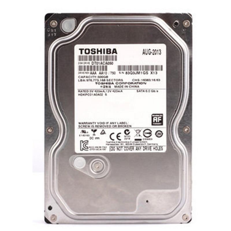 توشيبا 500GB 1 تيرا بايت 2 تيرا بايت 4 تيرا بايت HDD HD القرص الصلب 3.5