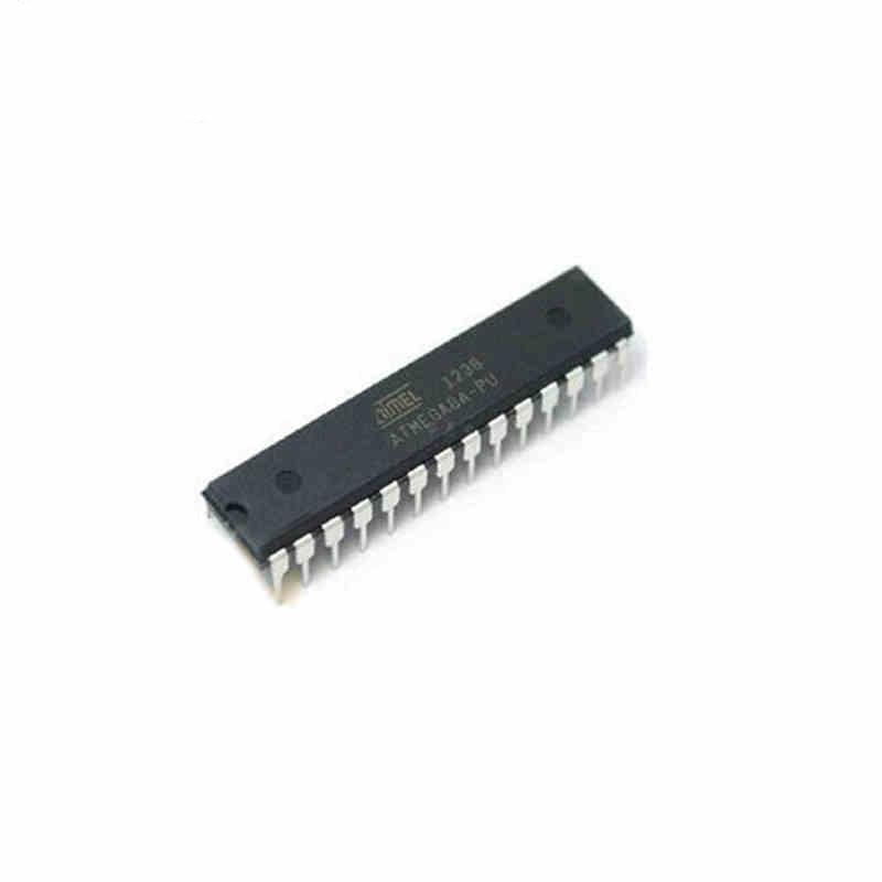 جديد الأصلي ATMEGA8A-PU AVR متحكم/8 K فلاش متحكم DIP-28