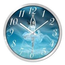 Horloge murale dart silencieuse   Conception moderne, grande horloge de danse numérique, montres électroniques, Klok Pared, grandes montres murales, décoration de la maison 50ZB0058