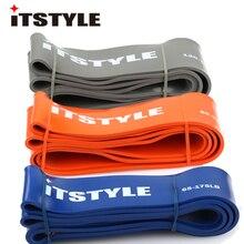 Niveau lourd 208cm tirer vers le haut corde Latex naturel Yoga résistance bande Fitness musculation rallye
