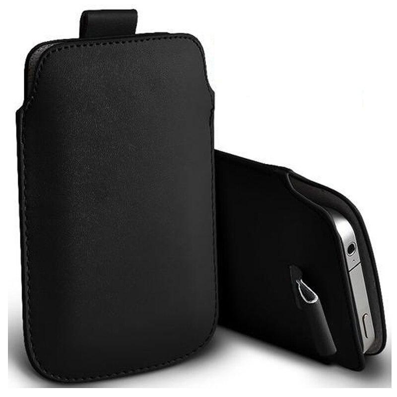 מקרה עבור iPhone 6 6 S 6 S עור מפוצל למשוך Tab שרוול פאוץ טלפון תיק מלא כיסוי עבור Iphone 7 8 SE 2020 se2 אוניברסלי קאפה מקרה