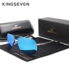KINGSEVEN gafas de sol de aviación HD polarizadas, gafas de sol de conducción para hombres y mujeres, gafas de sol