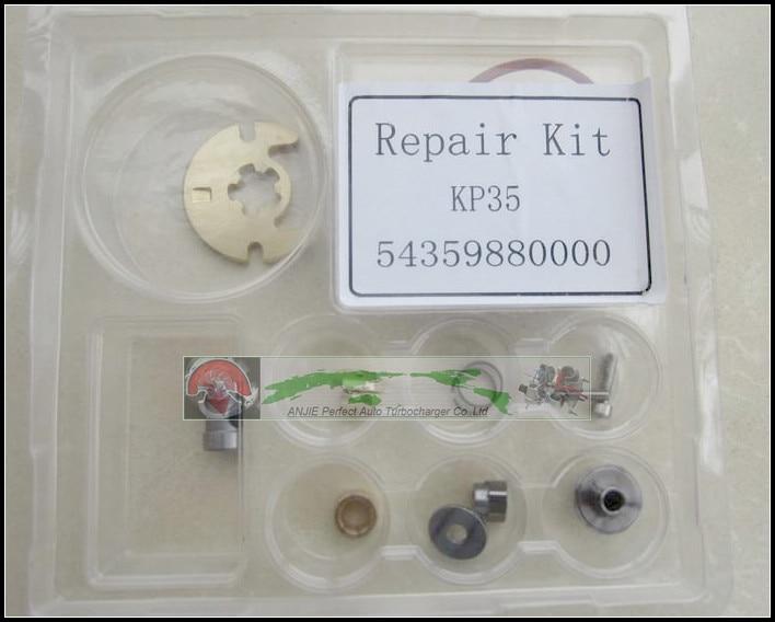 Kit de Reparação De Turbo reconstruir Para Renault Clio Kangoo Megane Scenic DCI 1.5L K9K700 K9K704 KP35 54359880002 54359700002 Turbocompressor