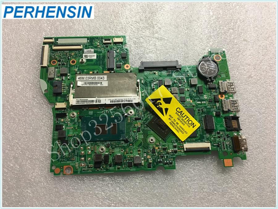 Para Lenovo Flex 3-1470 placa base de ordenador portátil 5B20K36382 I7-6500U N16S-GT-S-A2 100% funciona perfectamente