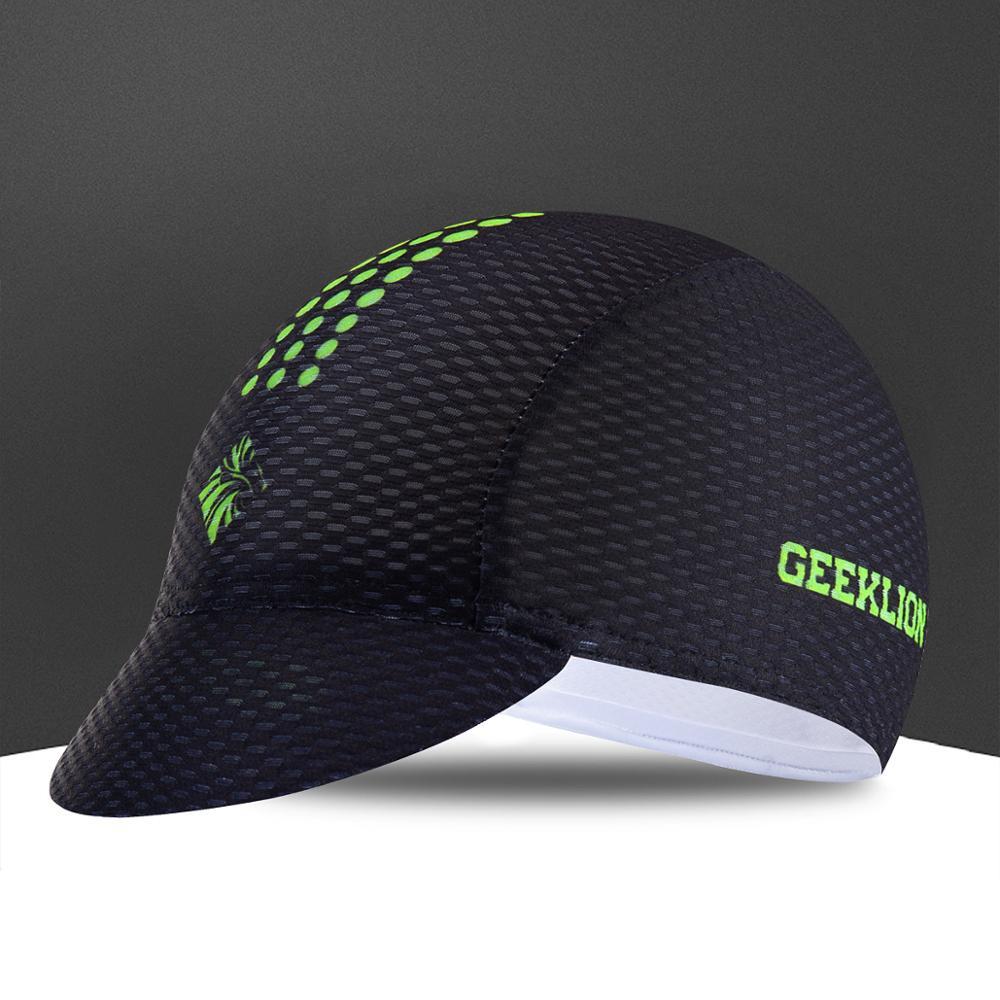 Geeklion, gorra deportiva transpirable para correr al aire libre, gorra de ciclismo profesional de secado rápido de alta calidad