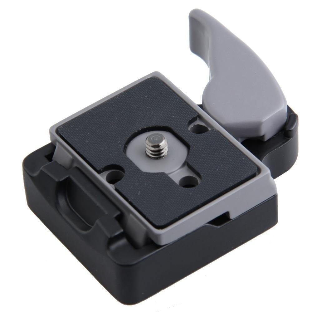 2 в 1 200PL-14 быстроразъемный Зажим адаптер релиз пластина совместима для камеры штатив с Manfrotto