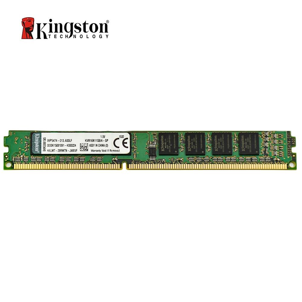Kingston escritorio DDR3 4GB 1600MHZ RAM DDR3 8GB = 2 uds *...