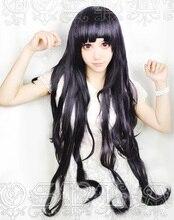 Dangan Ronpa 2 Danganronpa Mikan Tsumiki Cosplay peluca resistente al calor pelucas de pelo sintético + tapa de la peluca