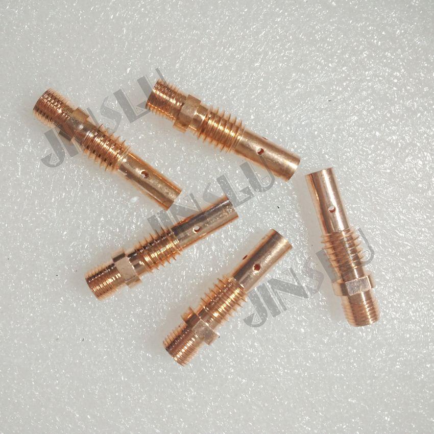 Бесплатная доставка 5 шт. держатель контактного наконечника для сварочной горелки MAG/MIG CO2 200 а, стиль Pana