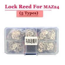 Car Lock Reed For Maz24 200pcs/box ( each type 40pcs)