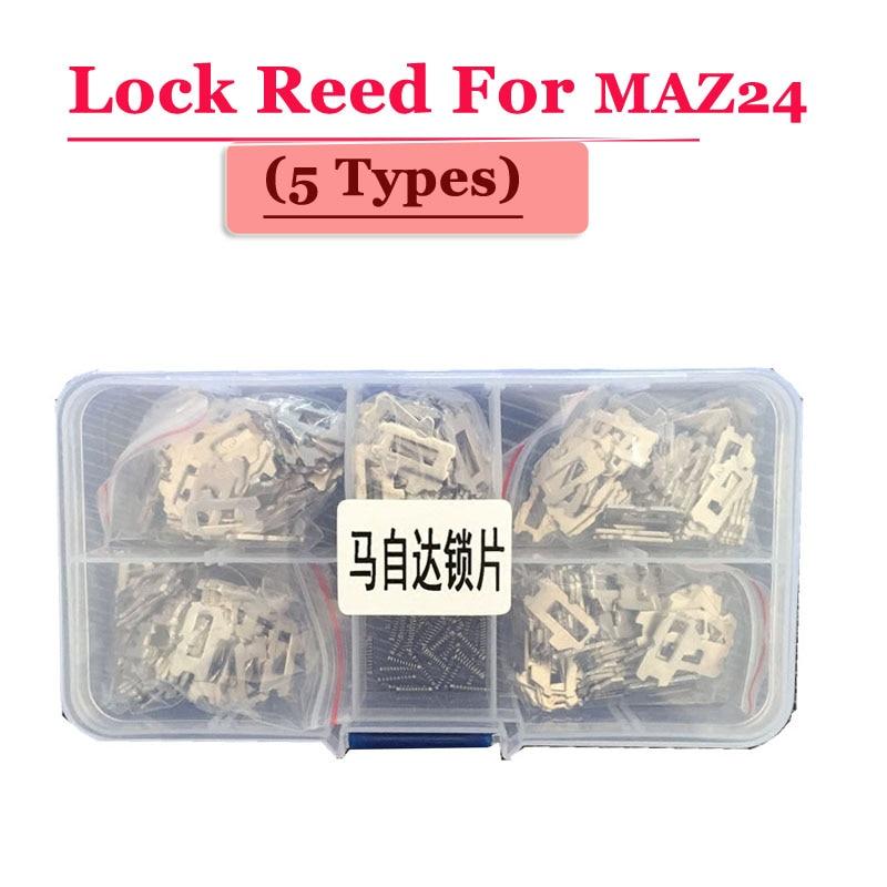 Carro Bloqueio Reed Para Maz24 200 pçs/caixa (cada tipo 40 pcs)