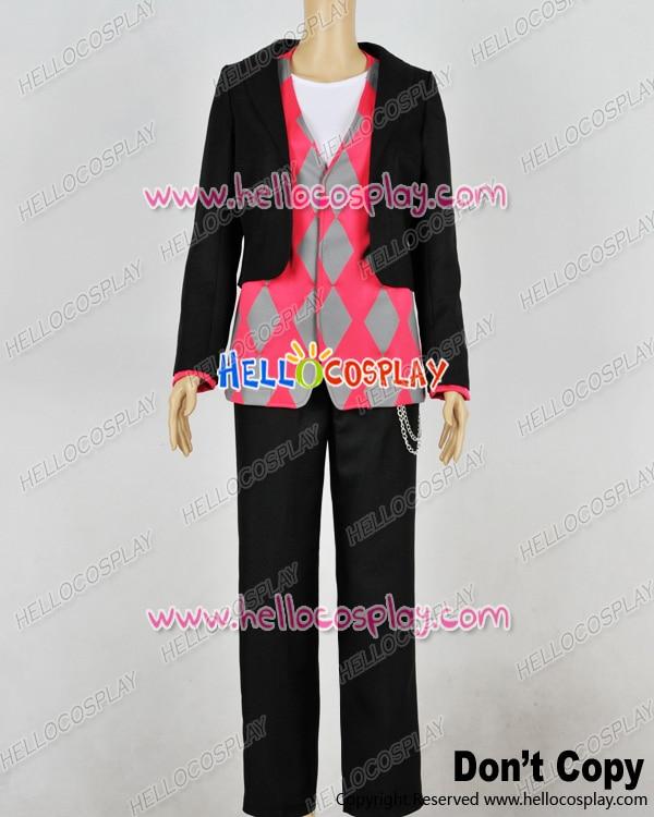 Brothers Conflict Cosplay Tsubaki Asahina Uniform Costume H008