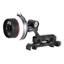 JTZ DP30 AB Arrêter Follow Focus 15mm/19mm KIT pour A7R II A7S A7RM2 GH4 GH5 GH6S FS700 C100 C300 C500 a6500 a5000 CCMB ARRI