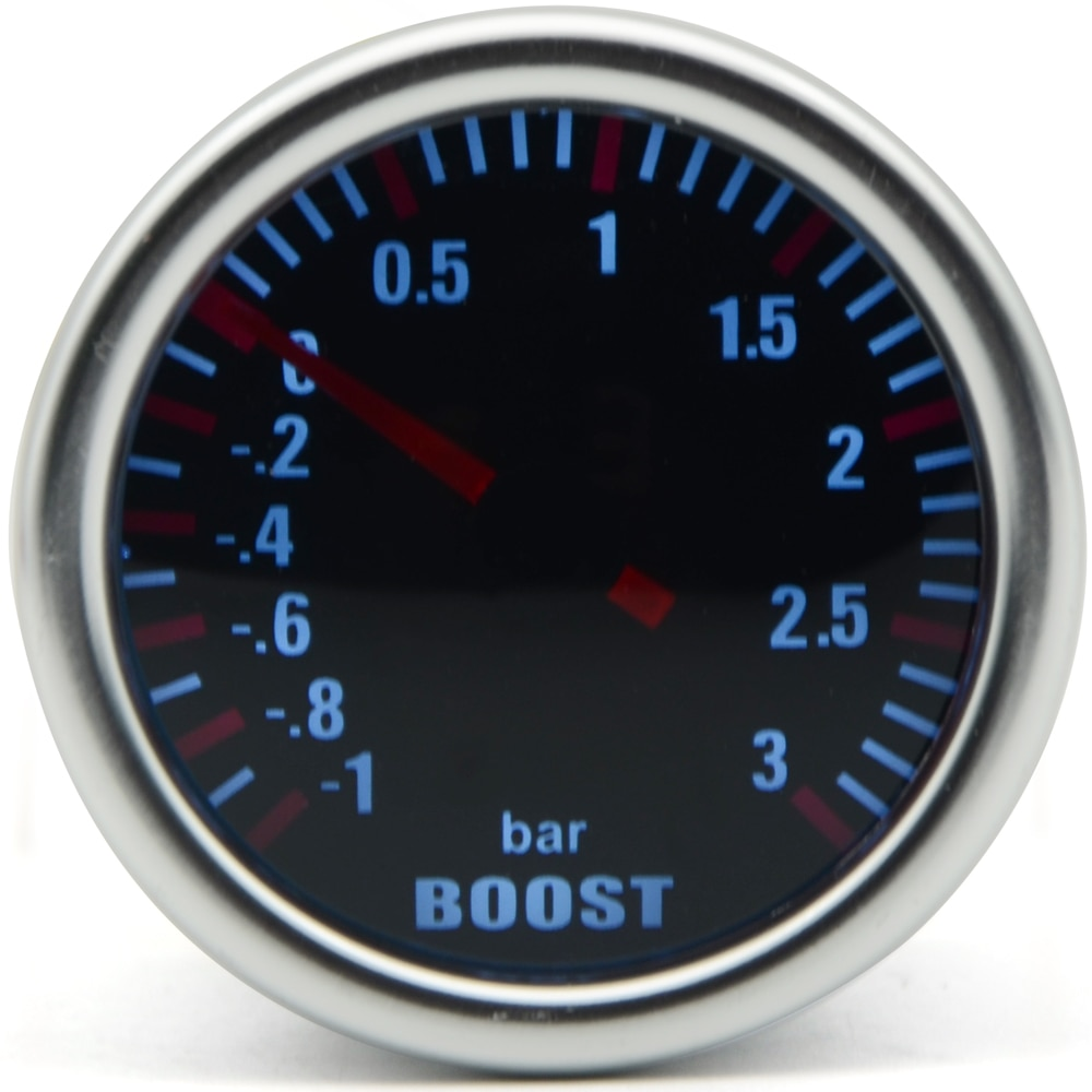 Jauge DRAGON 3.0 barre 52mm Boost Turbo jauge mécanique