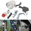 ממונע אופני אופניים חיכוך דינמו גנרטור ראש זנב אור Acessories באיכות גבוהה