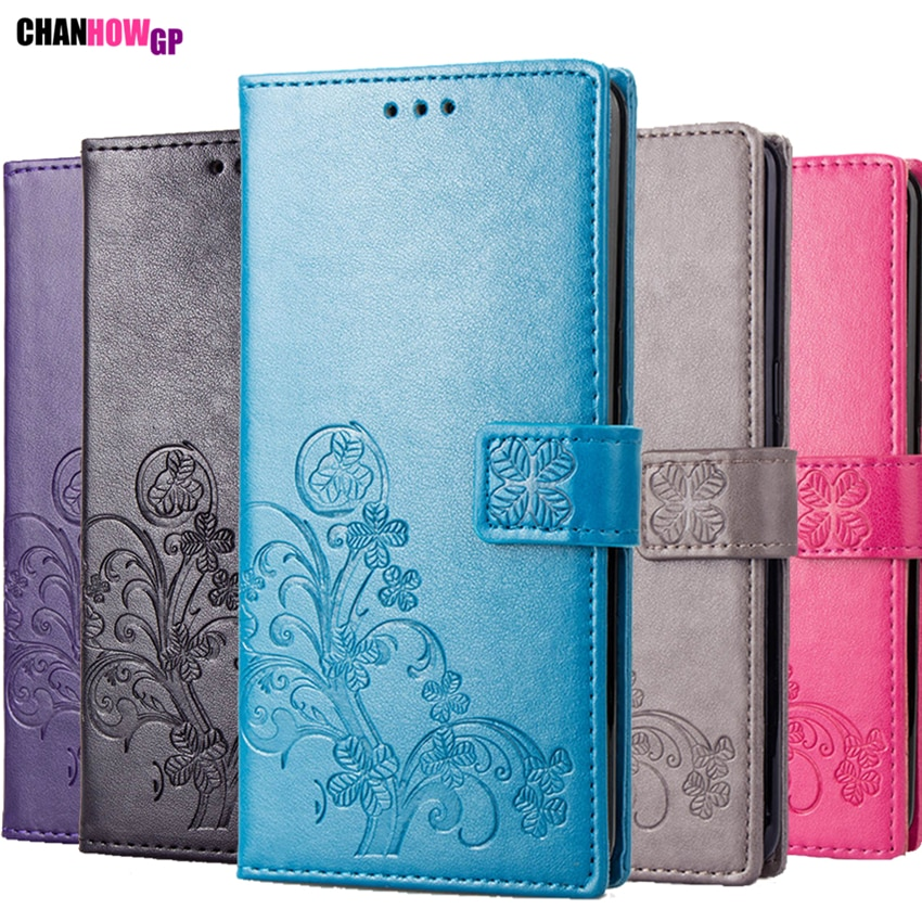 Чехол-бумажник для телефона Huawei P8 P9 P10 P20 Lite Y5II Y3 Y5 Y6 2017 Prime Y9 2018 P Smart Honor 7A 7C Pro 6A 6C 5A 8 Lite