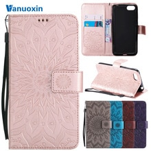 Y5 Lite 2018 Leather Case on for Huawei Y5 Lite 2018 DRA-LX5 case For Huawei Y5 2019 Coque Luxury Wa