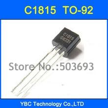 1000 adet/grup Yeni C1815 1815 TO-92 NPN Silikon Transistör