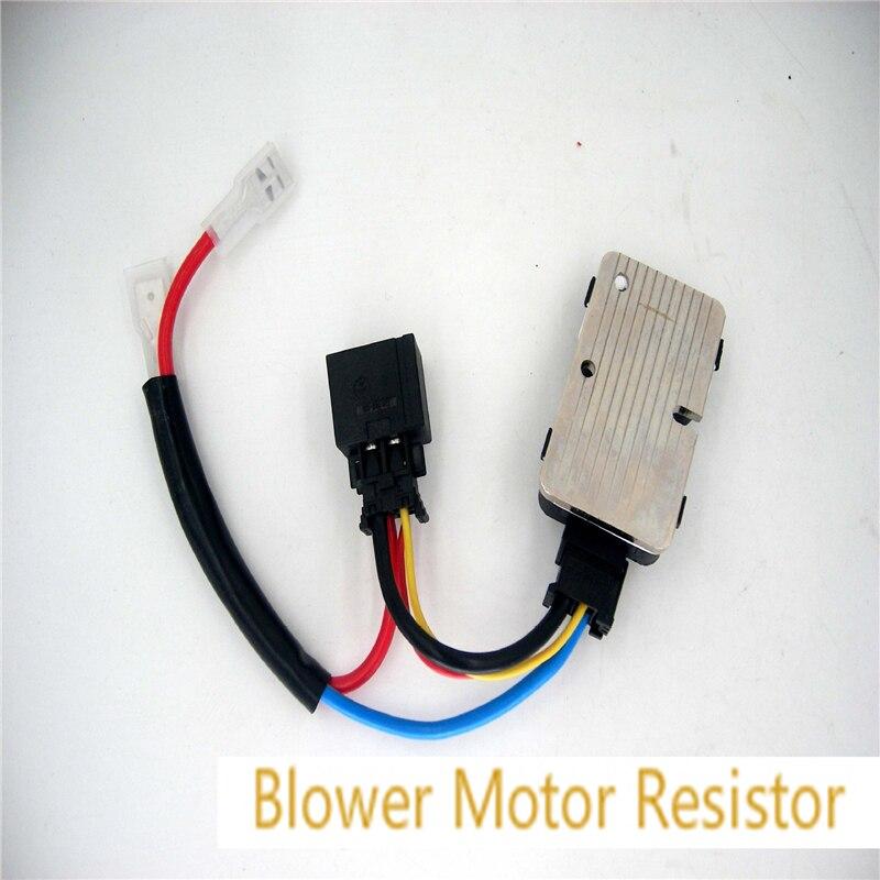 1408218451 nuevo 1408218351 aparatos eléctricos calentador de ventilador resistencia regulador para Mercedes-Benz W140 S320 S500 S600