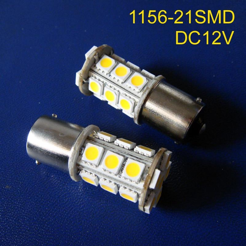 Alta calidad 12V BA15s BAU15s led señal de giro PY21W P21W led luces traseras de coche 1156 1056 1141 bombillas led de coche envío gratis 2 unids/lote