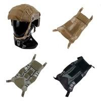 New TMC MARITIME Outdoor Helmet Mesh Cover BK/CB/RG for M/L Tactical MT SF Helmet Protective Cover