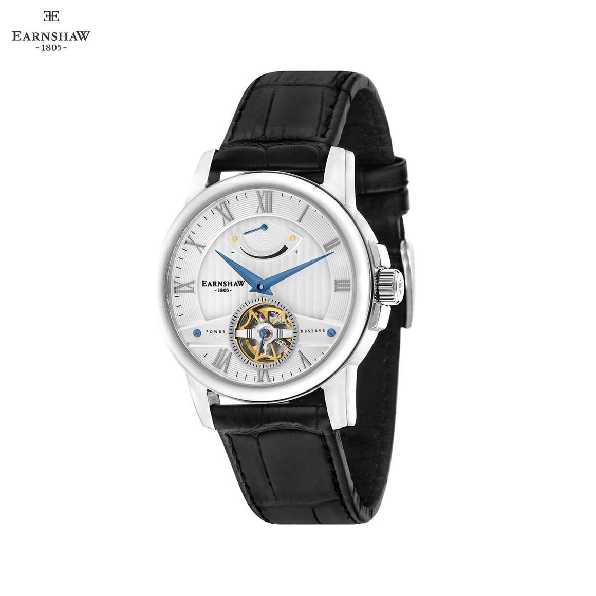 Mechanical Wristwatches Earnshaw ES-8081-03 mens watch wrist accessories