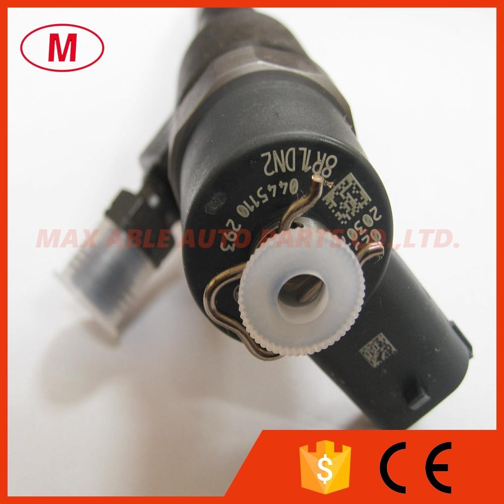 Original común carril inyector 0445110293/0/445, 110/293/1112100-E06