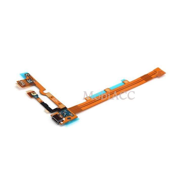 Для Xiaomi Mi3 Mi 3 M3 оригинальные запасные части порт для зарядной USB док-станции + микрофон модуль платы гибкий кабель