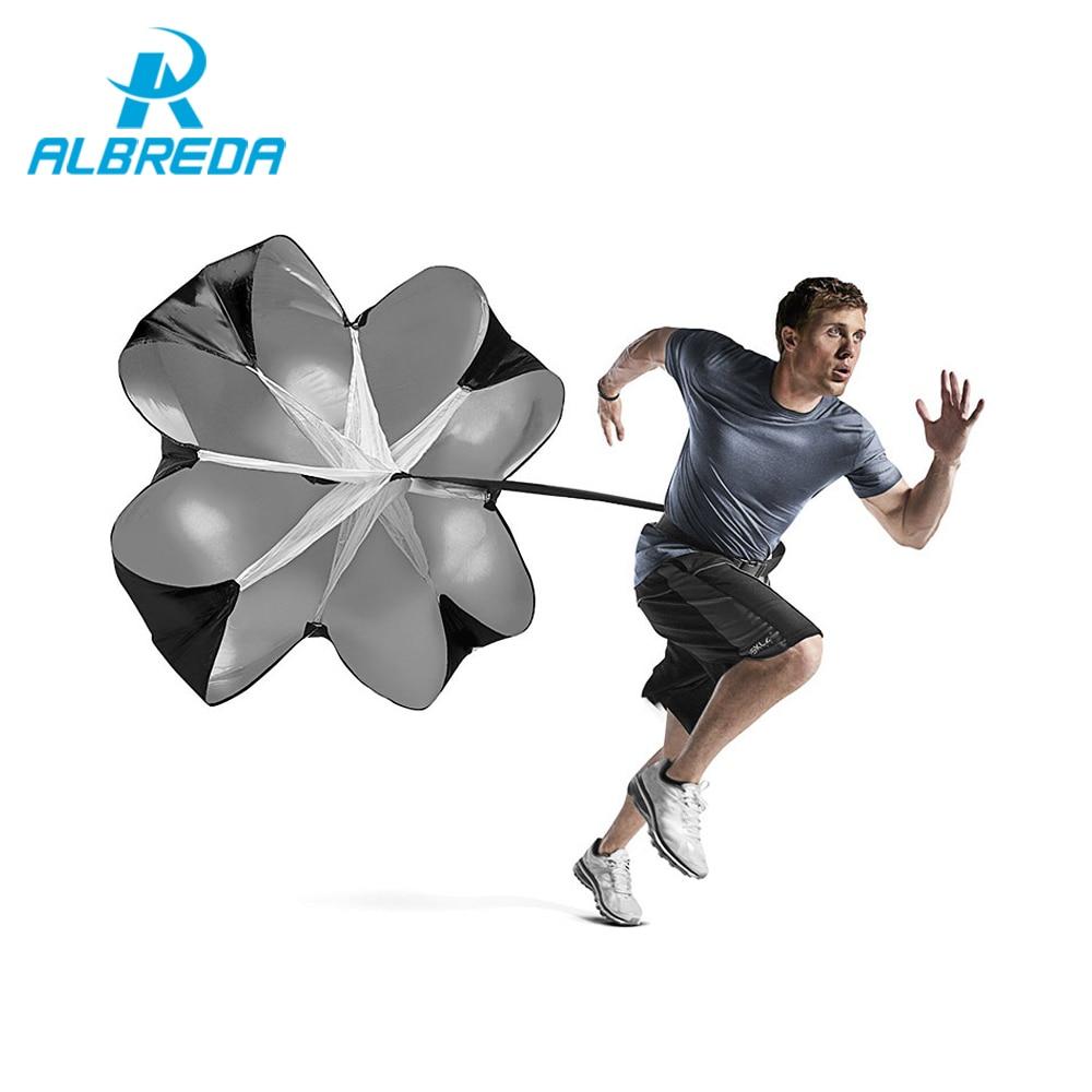 Albreda multi função equipamento de treinamento resistência velocidade formação pára-quedas guarda-chuva futebol running power training