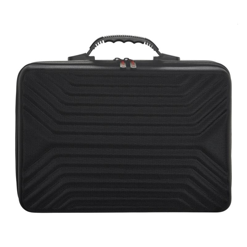 Para DJI Mavic 2 Pro Zoom RC Drone carcasa dura carcasa de controlador de protección mochila de transporte sólida accesorios de Drone bolsa de almacenamiento