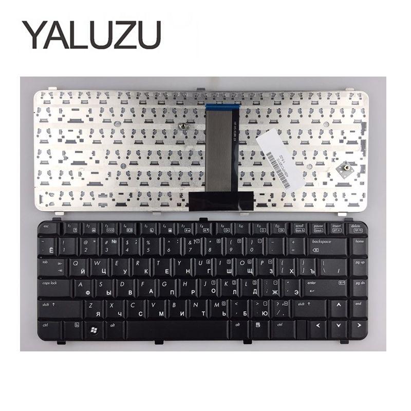 YALUZU Новая русская клавиатура для HP Для Compaq 511 515 516 610 615 CQ510 CQ511 CQ610 ноутбук RU клавиатура черный